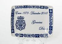 Bandeja Porcelana Personalizada
