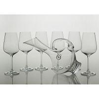 Copa de vino personalizada