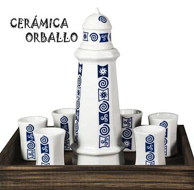 Categoría productos porcelana marca Orballo