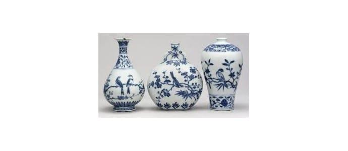 El origen de la porcelana.